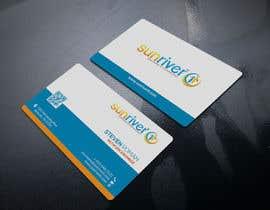 Nro 112 kilpailuun Design new Business Cards for my IT company käyttäjältä design0f0vi