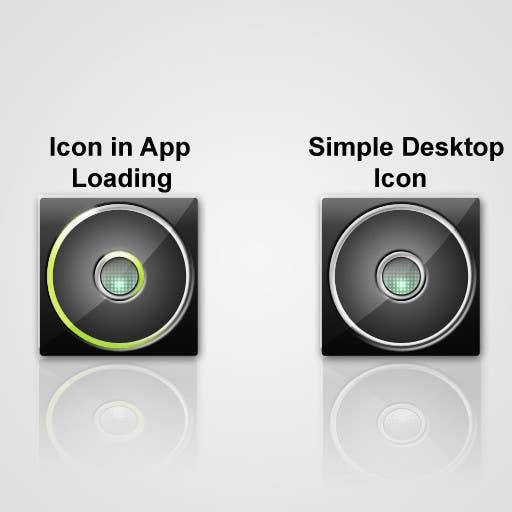 Конкурсная заявка №50 для Icon Design for an App