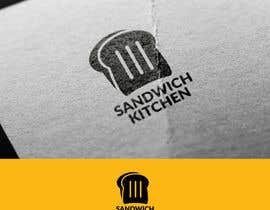 #48 for Sandwich Logo by markmael