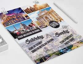 abudabi3 tarafından Design a Flyer for a company event in Rome için no 28