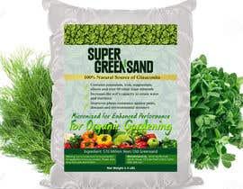 Nro 7 kilpailuun Product label for organic gardening käyttäjältä andreasaddyp