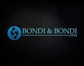 Nro 7 kilpailuun Design a Logo - Bondi & Bondi, DPM - Podiatrist käyttäjältä heronmoy