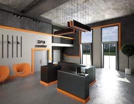 miljanpopovic88 tarafından 3D interior Design for ADULT GYM için no 32