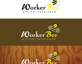 #14 for Design a Logo for Workerbeeofficefurniture.com by rykappcraft