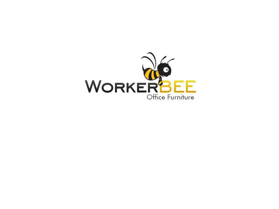 Konkurrenceindlæg #10 for Design a Logo for Workerbeeofficefurniture.com