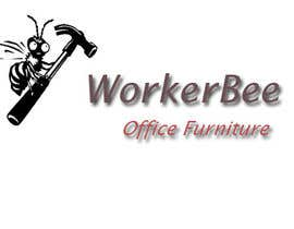 #17 for Design a Logo for Workerbeeofficefurniture.com by Adeelsarwar44