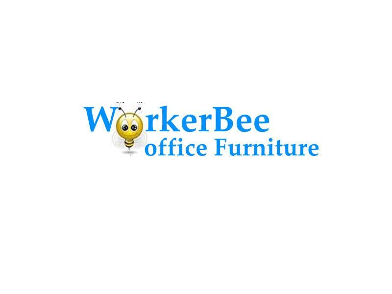 Konkurrenceindlæg #11 for Design a Logo for Workerbeeofficefurniture.com