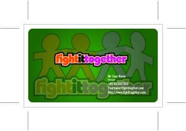 Need a cool business card design that matches our logo için 4 numaralı Yarışma Girdisi