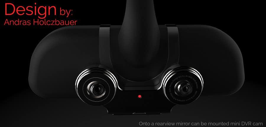 #7 for Do some 3D Modelling for car DVR by handras88