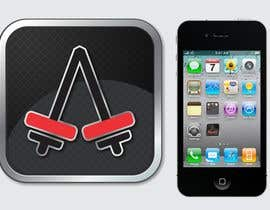 nº 75 pour Design an App Icon for a Gym App par anicolada