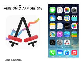nº 110 pour Design an App Icon for a Gym App par AnaMasaga