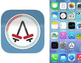 #72 for Design an App Icon for a Gym App by Badardesign786