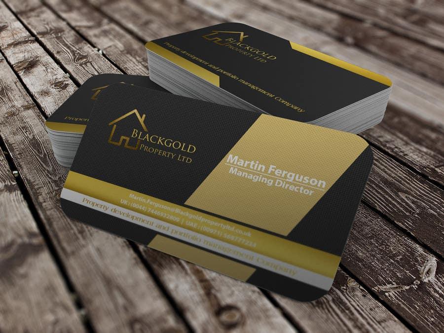 Kilpailutyö #13 kilpailussa Business card Design and logo to support it.