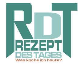 Nro 7 kilpailuun Logo for Project 'Rezept des Tages' (de) käyttäjältä corinapitos