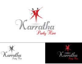 nº 66 pour Design a logo for Karratha Party Hire par Debasish5555
