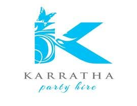 #37 cho Design a logo for Karratha Party Hire bởi icre8