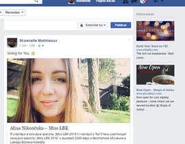 nellemartineaux tarafından VOTE for me using your Facebook account için no 15