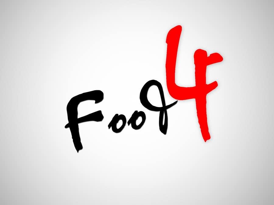 Конкурсная заявка №581 для Logo Design for Food4