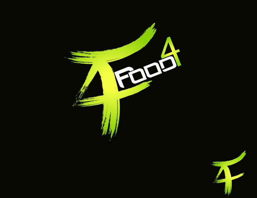#153 for Logo Design for Food4 by rivera919