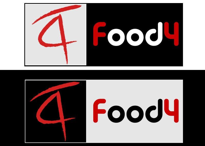 Конкурсная заявка №249 для Logo Design for Food4