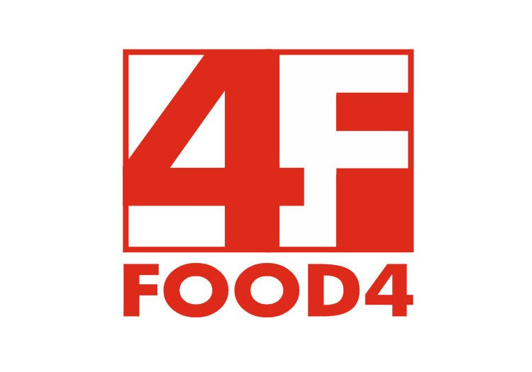 #170 for Logo Design for Food4 by whitmoredesign