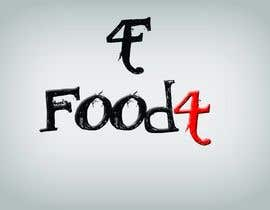 #182 para Logo Design for Food4 por Smilian