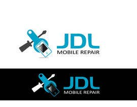 #23 para Design a Logo for a Mobile cellphone and mobile device repair company por saimarehan