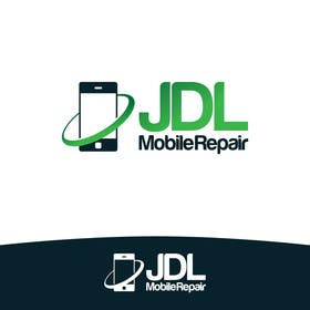 #6 para Design a Logo for a Mobile cellphone and mobile device repair company por SergiuDorin