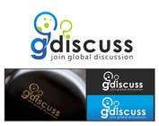 Contest Entry #21 for Design a Logo for gdiscuss.com