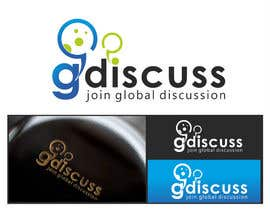 #21 para Design a Logo for gdiscuss.com por TOPSIDE