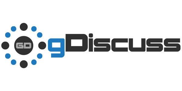 #3 for Design a Logo for gdiscuss.com by makiskyrkos