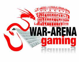 nº 15 pour Design a Logo for War-arena Gaming par alek2011