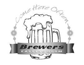 #5 for Design a Logo/T-Shirt for Brewers' Tasting Room by ZeroxD1