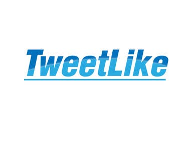 "#1 for Design a Logo for 'TweetLike"" by dariuszratajczak"
