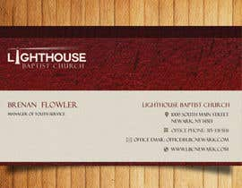 #7 untuk Design some Business Cards for a Church oleh mydZnecoz
