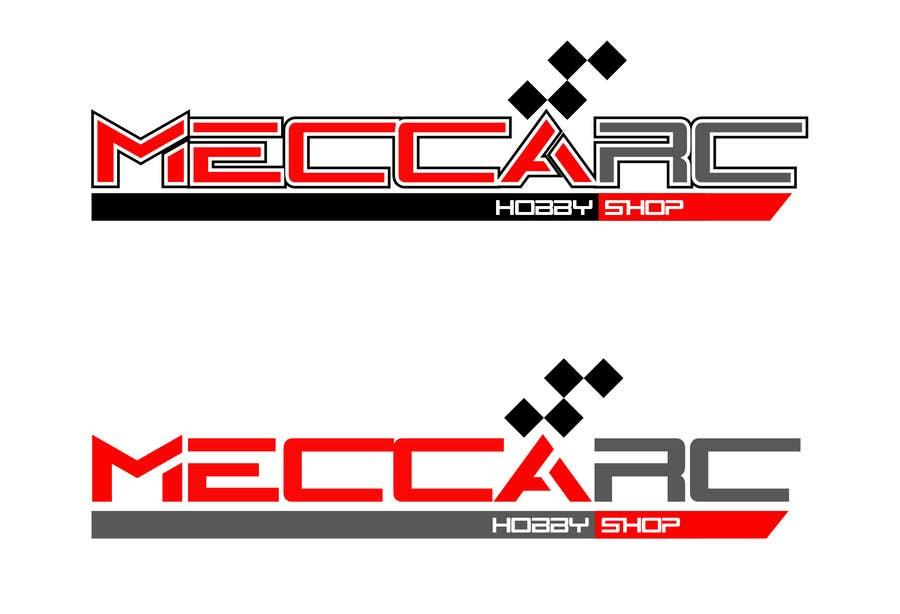 Inscrição nº 32 do Concurso para Design a Logo for Mecca RC