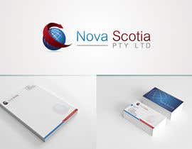 #18 para Logo, Business Cards and Letterhead por HammyHS