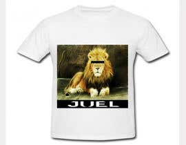 #7 for JUEL Lion T-shirt Design af rajawatankur04