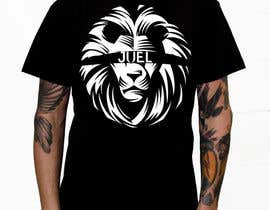 #12 para JUEL Lion T-shirt Design por BryanSheriif