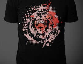 nº 48 pour JUEL Lion T-shirt Design par photosprint