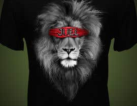 #54 for JUEL Lion T-shirt Design af Charlypr