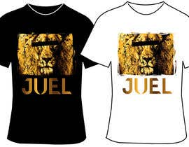 #10 para JUEL Lion T-shirt Design por mainstagenz