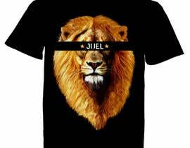 #17 for JUEL Lion T-shirt Design af AbangZ