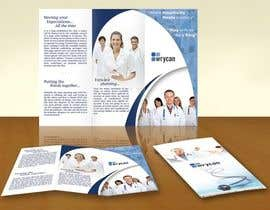 #17 untuk Design a Brochure for 3 related businesses oleh usaart