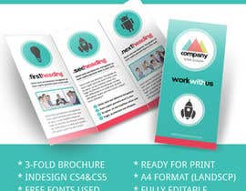 #19 untuk Design a Brochure for 3 related businesses oleh usaart