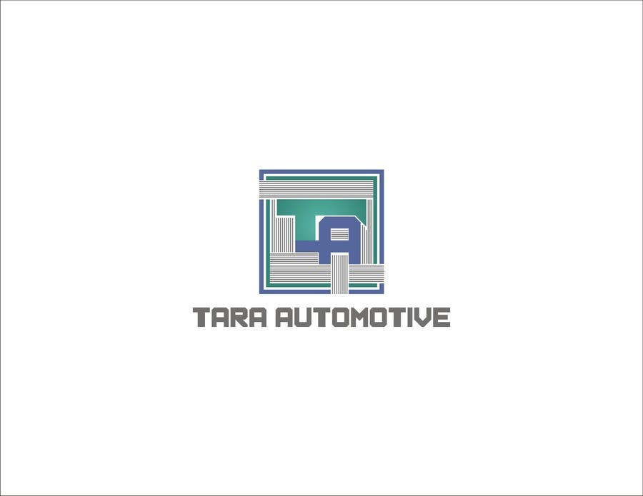 #99 for Design a Logo for Tara Automotive by sanpatel