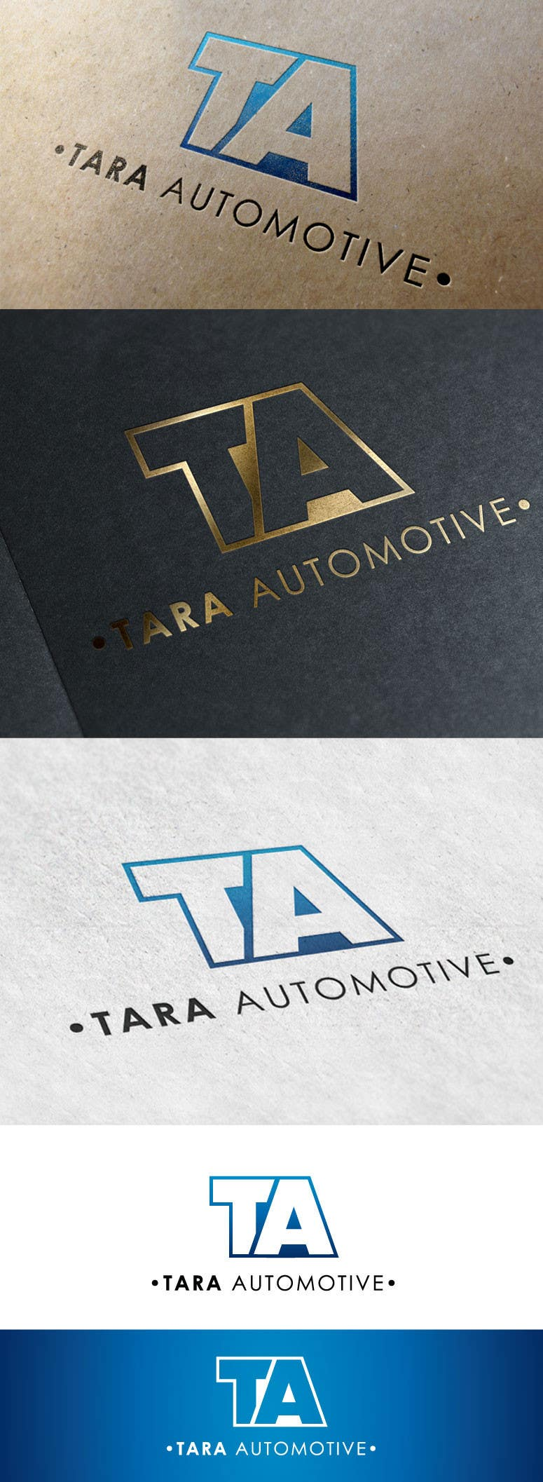 #110 for Design a Logo for Tara Automotive by jass191