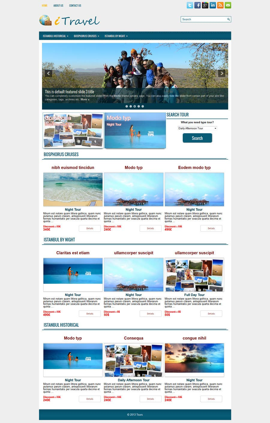 #8 for Istalling a wordpress tour booking site by codeunderground