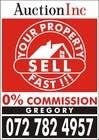 Logo Design Inscrição do Concurso Nº149 para Design an Advertisement for Auction Company