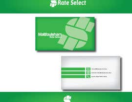 #46 para Design a Logo for Rate Select por zainnoushad